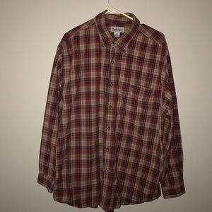 Men's Carhartt shirt size XL